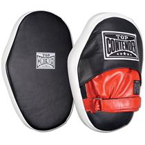 Hook & Loop Leather Focus Mitts